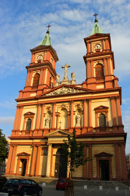 Ostrawa Katedra